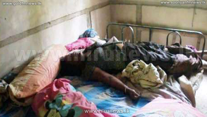 Body+of+a+woman+found+in+a+house+in+Kilinochchi+
