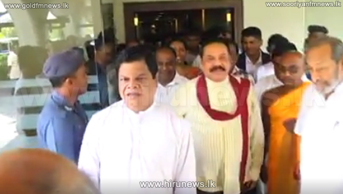 Former+President+Mahinda+says+assault+on+SL+High+Commissioner+is+akin+to+an+attack+on+government+