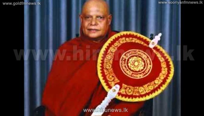 Most+Ven.+Nauyane+Ariyadhamma+Thera+passes+away