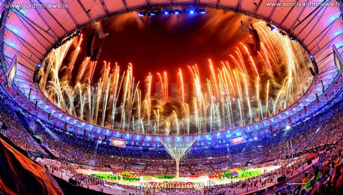Paralympics+kick+starts+in+Rio