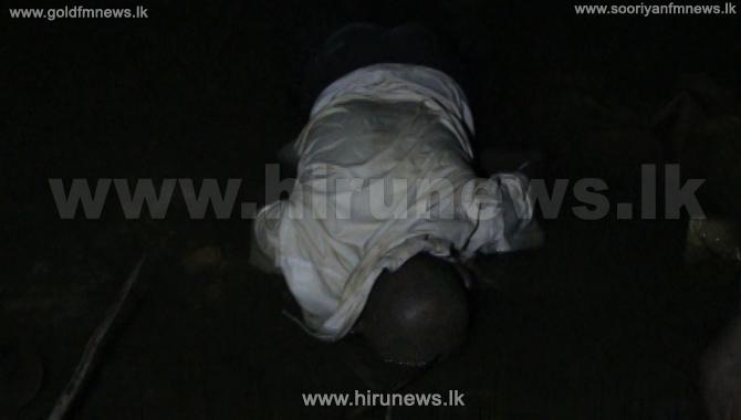 An+unidentified+body+recovered+under+Mahanama+Bridge+in+Matara