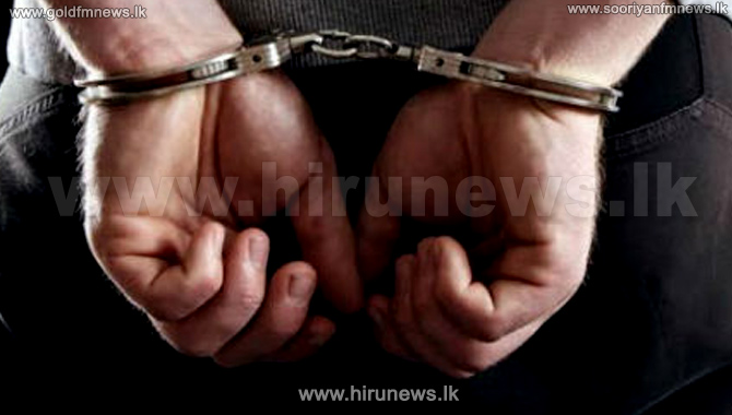 Man+arrested+over+sexual+abuse+of+a+minor+in+Gallewa+