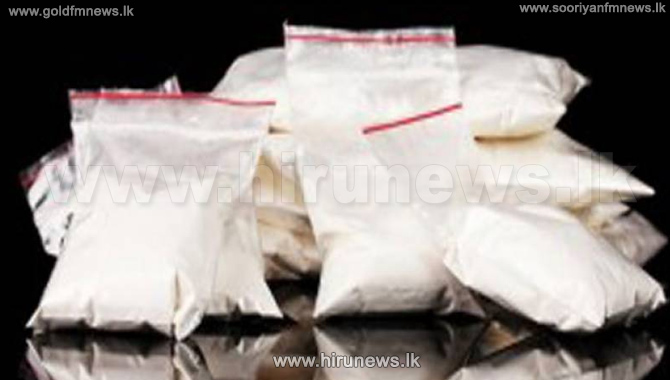 Indian+national+arrested+with+Rs.+10+million+worth+of+heroin+