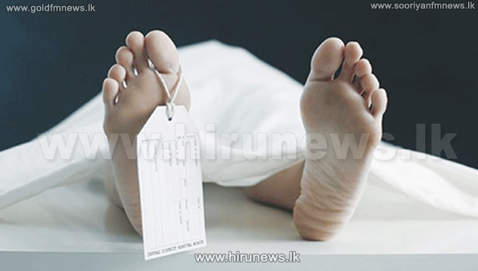 An+unidentified+body+was+recovered+from+Mahaweli+River