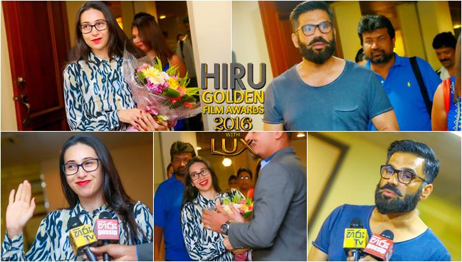 Bollywood+giants+Karishma+Kapoor+and+Sunil+Shetty+arrives+in+SL+for+Hiru+Golden+Film+Awards+2016-+%5BPhotos%5D