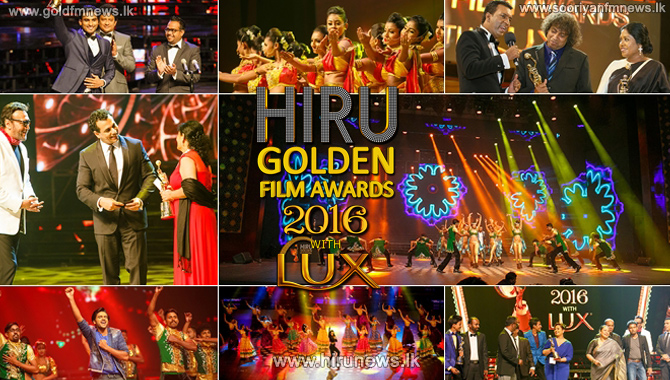 International+symbol+of+excellence+in+Sri+Lankan+Cinema%2C+Hiru+Golden+film+awards+concludes+successfully