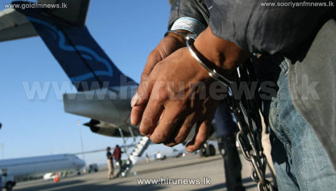 SL+man+with+LTTE+links+deported+from+India