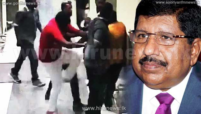 Indian+media+says+security+lapse+led+to+the+assault+on+Sri+Lankan+High+Commissioner