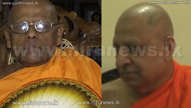 Members+of+National+Freedom+Front+visits+Chief+Buddhist+Prelates+of+Asgiriya+and+Malwatte+Chapters+