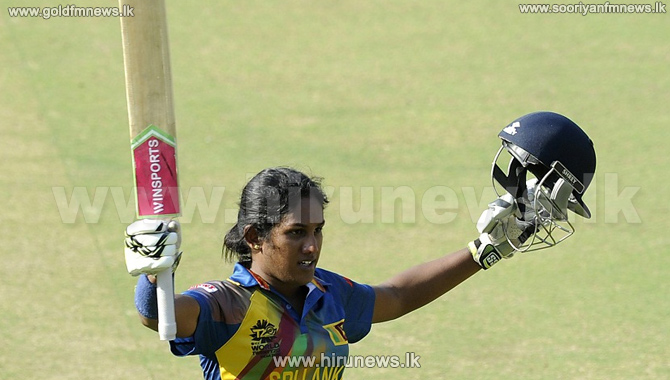Priyadharshini%2C+Mendis+called+up+to+Sri+Lanka+Women%27s+ODI+squad