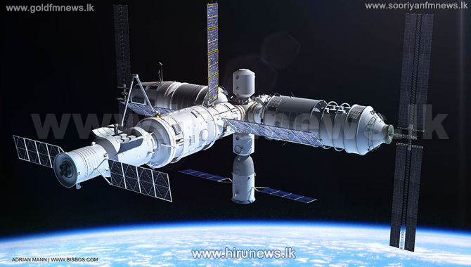 China+deploys+2nd+space+lab+into+low+Earth+orbit
