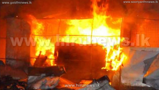 Fire+at+a+shop+in+Anuradhapura+