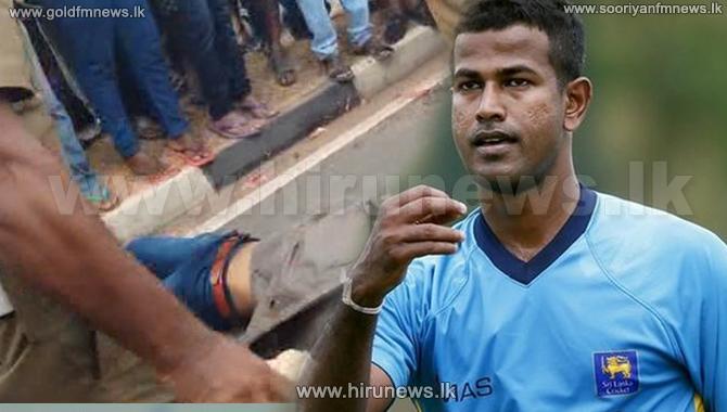 Nuwan+Kulasekara+released+on+bail+following+fatal+accident-+%5Bvideo%5D