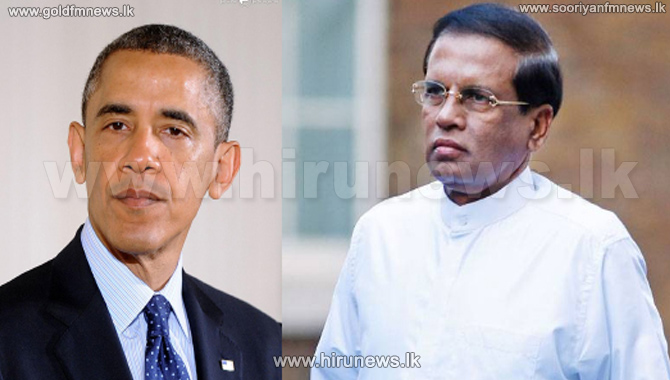 Obama+congratulates+Sri+Lanka+for+the+recent+changes+