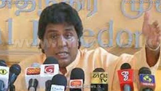 NFF+MP+Jayantha+Samaraweera+arrested+