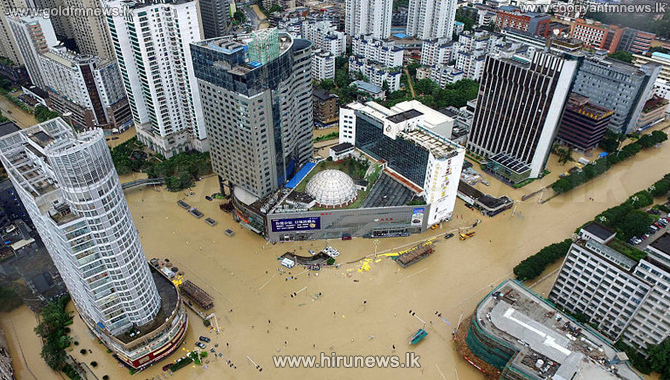 32+people+missing+in+China+landslides+following+typhoon