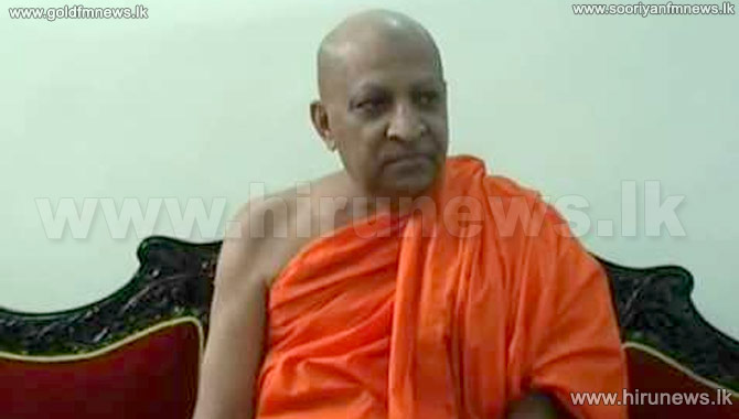 Malwathu+Chief+Prelate+writes+to+the+President+and+Prime+Minister