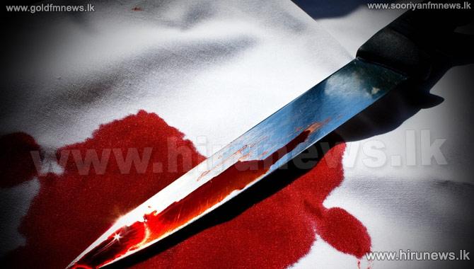 Man+knifed+in+Hambegamuwa+