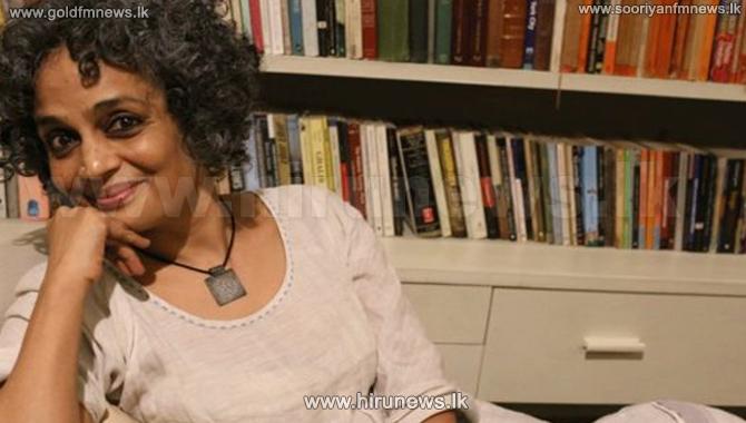 Arundhati+Roy+to+publish+second+novel+20+years+on
