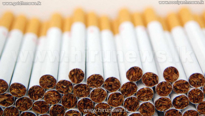 Four+arrested+with+Rs.+5+million+worth+of+cigarettes+