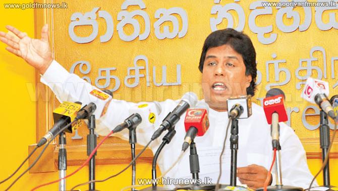 Jayantha+Samaraweera+and+Sarath+Weerawansa+re-remanded+