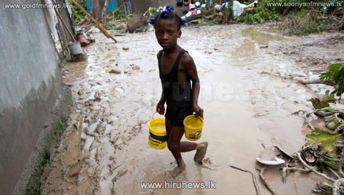 Haitian+officials+raise+death+toll+from+Hurricane+Matthew+to+283