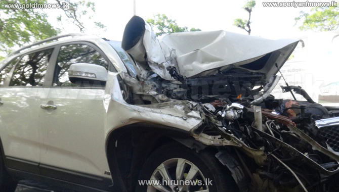 MP+Maharoof+and+family+in+hospital+after+vehicle+collision+