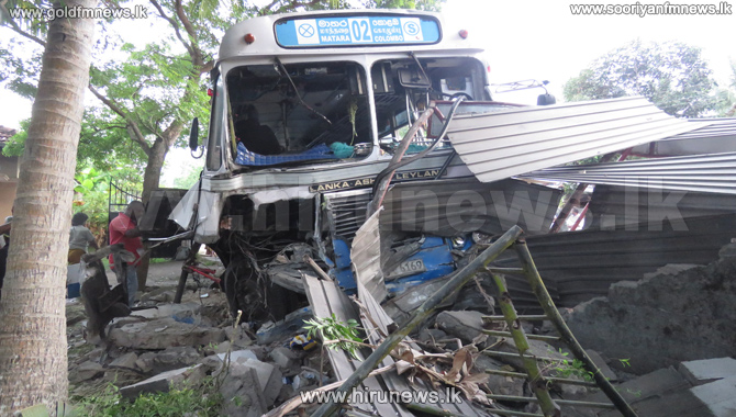 Young+woman+run+over+by+a+bus+and+killed+in+Ahungalla+