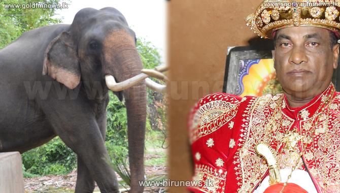 Basnayake+Nilame+of+Kataragama+writes+to+President+