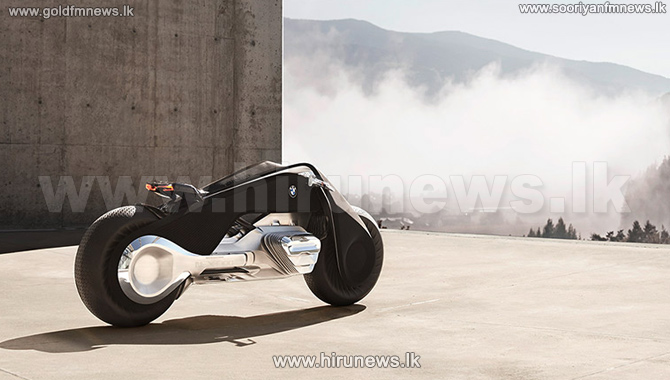 BMW%27s+self-balancing+motorcycle+of+tomorrow
