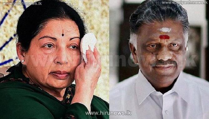 Panneerselvam+to+hold+Jayalalithaa%E2%80%99s+portfolios