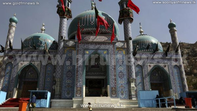 Kabul+shrine+attack+kills+Shia+Muslims+during+Ashura