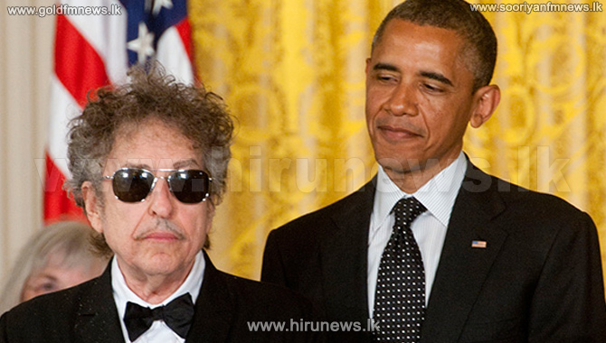 Obama+Congratulates+Bob+Dylan+On+Nobel+Prize+Win