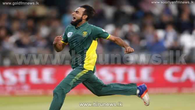 Imran+Tahir+fined+for+David+Warner+spat+during+SA+vs+AUS+ODI