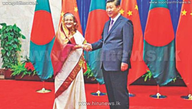 China%E2%80%99s+President+Xi+Jinping+Makes+%E2%80%98Historic+Visit%E2%80%99+to+Bangladesh
