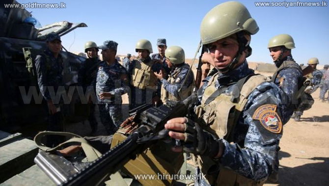 Iraq+Forces+Begin+Battle+to+Dislodge+ISIS+From+Mosul