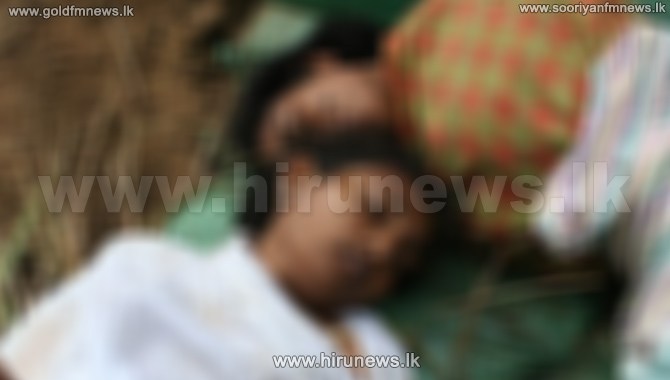 Illegal+power+connection+kills+woman+in+Puttalam+