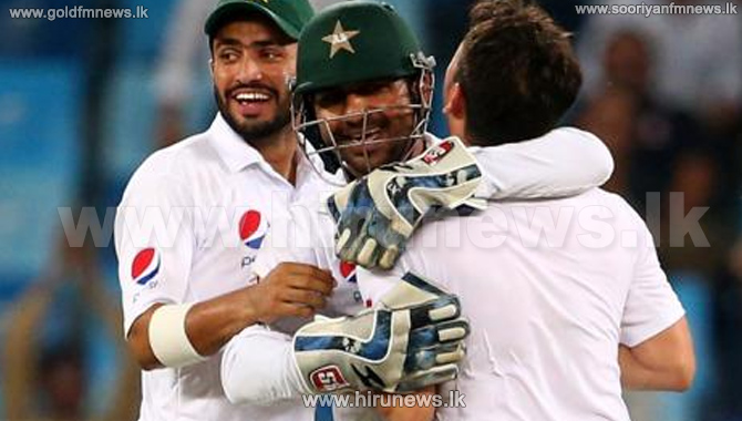 Pakistan+seal+a+thrilling+day+night+Test+win+against+West+Indies