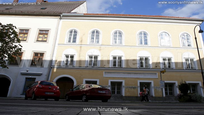 Hitler+house+in+Austria+to+be+demolished+after+long+row