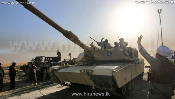 Mosul+battle%3A+Iraqi+troops+%27ahead+of+schedule%27+in+bid+to+retake+city