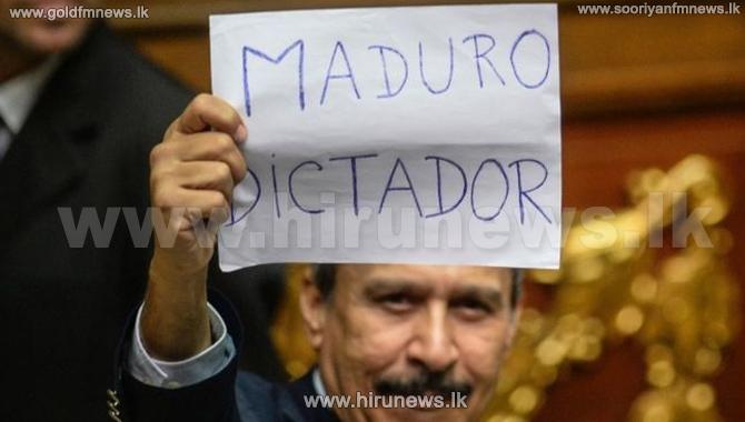 Venezuela+opposition+puts+pressure+on+President+Maduro