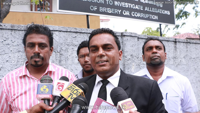 Socialist+Youth+Association+goes+to+Bribery+Commission+against+Minister+Sajith+Premadasa