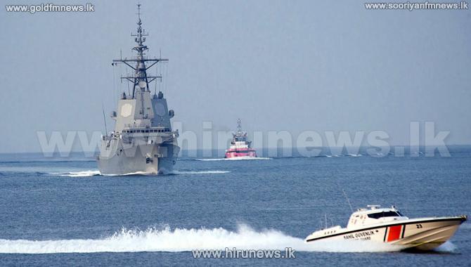 Sri+Lanka%2C+India%2C+Maldives+to+begin+Sea+Exercise