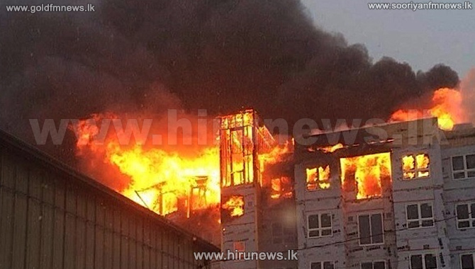 Fire+in+a+Bambalapitiya+building+