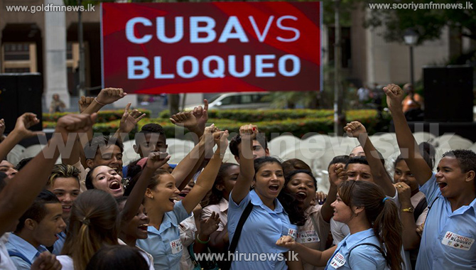 U.S.+abstains+for+first+time+on+U.N.+call+for+end+to+Cuba+embargo