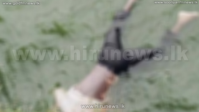Body+of+a+youth+recovered+in+a+reservoir+in+Badulla