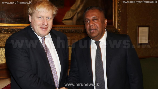Mangala+Samaraweera+meets+UK%E2%80%99s+Secretary+of+State+for+Foreign+and+Commonwealth+Affairs
