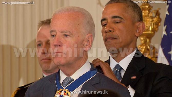 Joe+Biden+awarded+freedom+medal+by+Obama