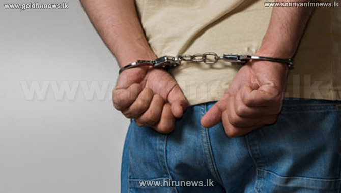 Four+arrested+for+luring+people+into+paying+money+in+promise+of+deeds+in+Bandarawela+
