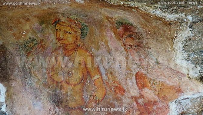 Fungus+found+on+Sigiriya+frescoes